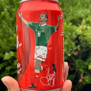 World Cup '98 Coca-Cola Can